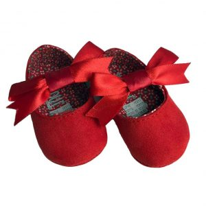 Zapatito Ceremonia Monic - Rojo - Cariño Mío
